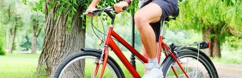 Польза или вред велосипеда для мужчин при простатите