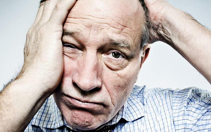 Климакс у мужчин: симптомы, лечение