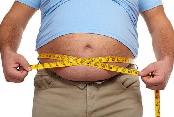 Ожирение не позволит выполнить УЗИ простаты трансабдоминальным способом