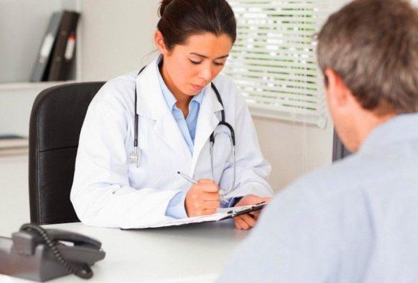 Сбор анамнеза при диагностике