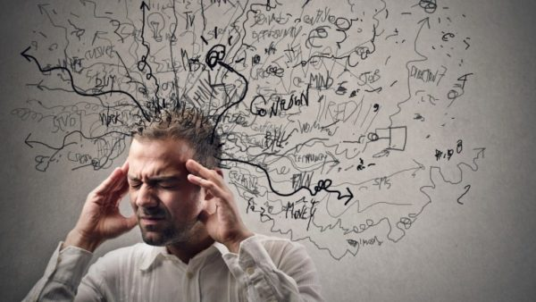 Стресс приводит к резкому уменьшению диаметра сосудов