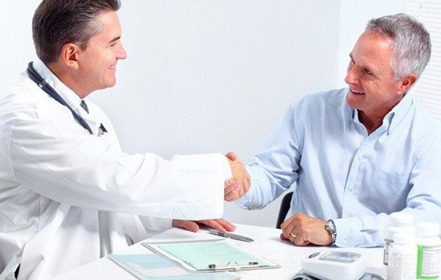 Подготовка пациента к УЗИ и ТРУЗИ предстательной железы