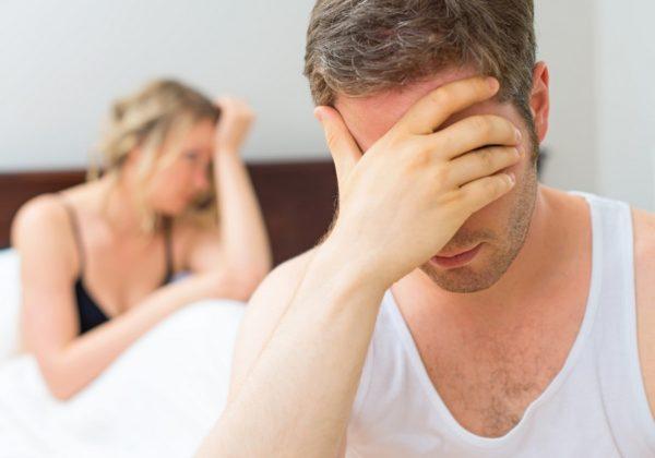 Импотенция у мужчин: причины, симптомы, лечение