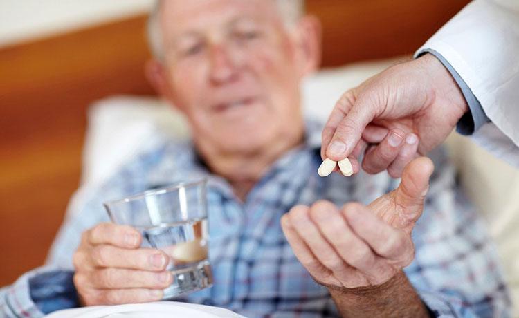 Лечение гормонорезистентного рака предстательной железы