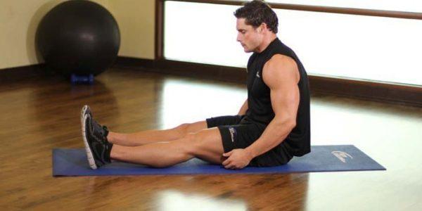 Ходьба на ягодицах также способствует укреплению мышц промежности
