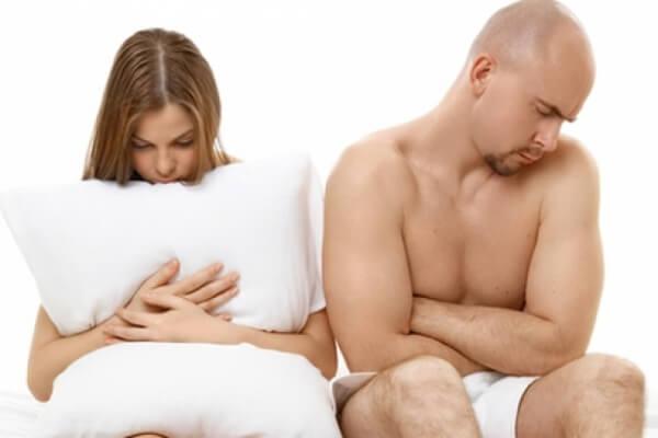 Потенция у мужчины способна снижаться по разным причинам