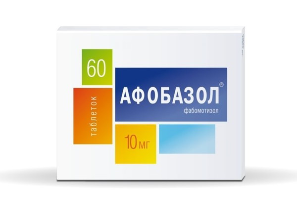 Основной компонент препарата - фабомотизол
