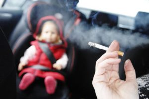 Курение никак не сказывается на детях