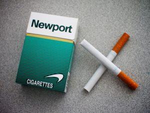 Ментоловые и легкие сигареты не оказывают негативного влияния на эрекцию