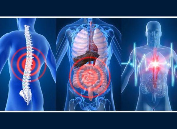 Некоторые заболевания внутренних органов и систем также могут вызвать женскую импотенцию