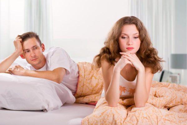 Гормональный сбой сильно влияет на понижение либидо