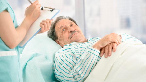 Для подготовки к операции нужно лишь побрить пах и осуществить прием пищи за 4 часа до процедуры