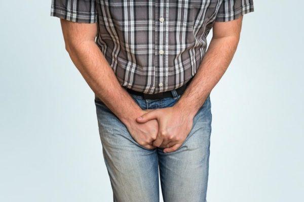 Боль в паху у мужчины