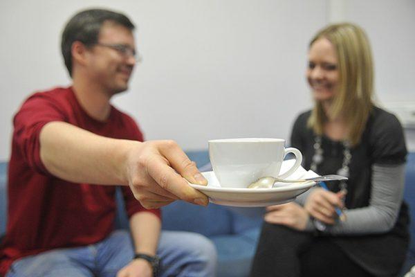 Чай для повышения потенции принимают перед едой