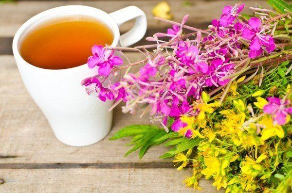 Чай полезно пить при заболеваниях ЖКТ