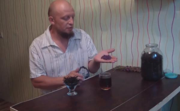 Для приготовления иван-чая необходимо всего две чайных ложки сухого сырья