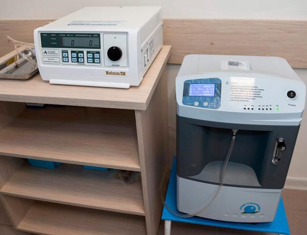 Для производства медицинского озона применяются озонаторы