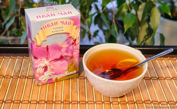 Иван-чай полезно пить при нарушениях сна
