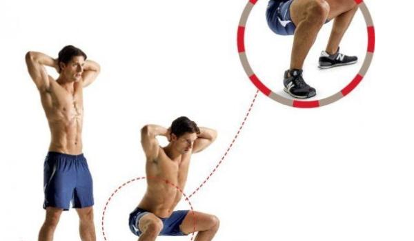 Комплекс упражнений подбирается индивидуально