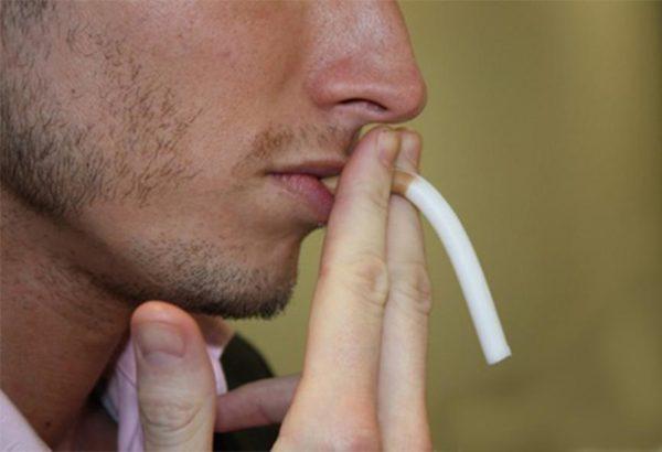 Курение вредно для потенции