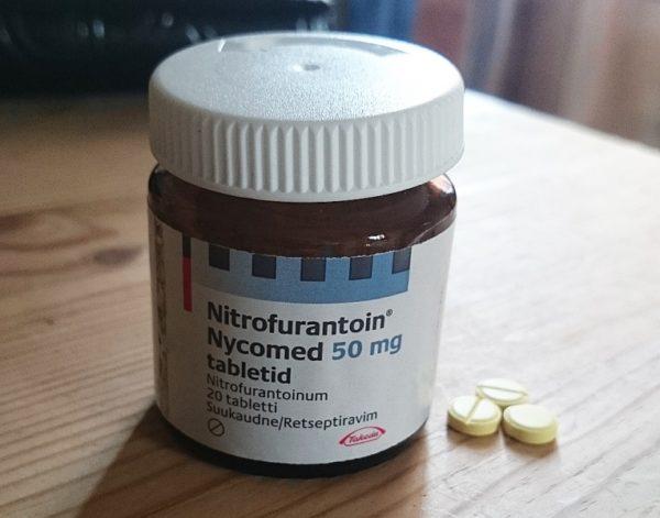 «Нитрофурантоин»