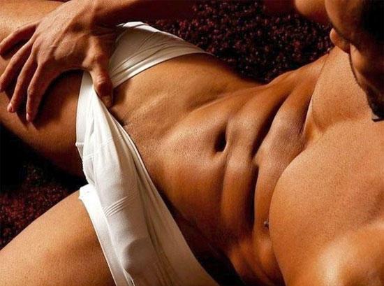 Обратите внимание на нетипичную мягкость головки полового органа