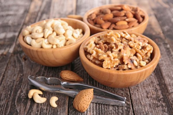 Почему орехи полезны для мужского здоровья