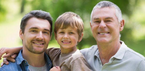 Стоит уточнить, были ли в семье случаи возникновения заболеваний предстательной железы