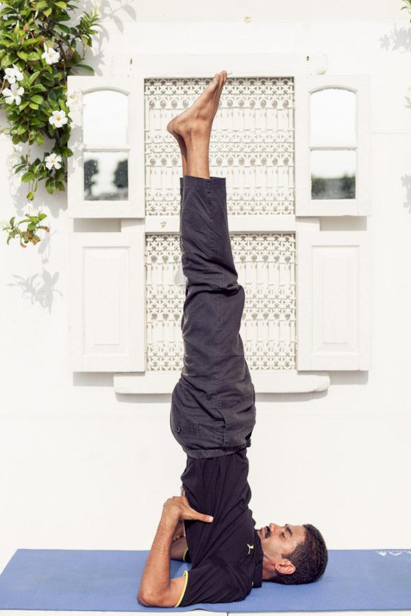 Упражнение «Березка»