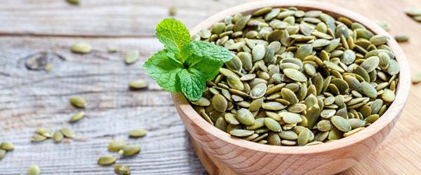 Семена богаты витаминами, минеральными веществами, клетчаткой, полиненасыщенными жирными кислотами и антиоксидантами. В них содержатся токоферолы, стерины и сквален