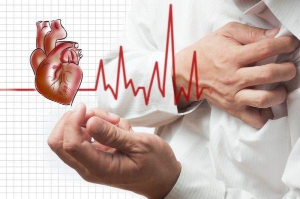Виагра противопоказана при проблемах с сердцем