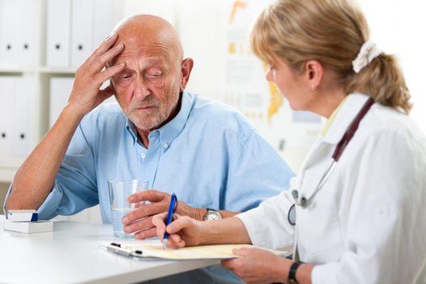 Когда патология прогрессирует, у пациента проявляются потеря аппетита, анемия, боли в костях