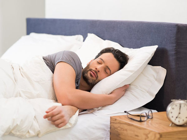 Перед процедурой мужчине стоит хорошенько выспаться