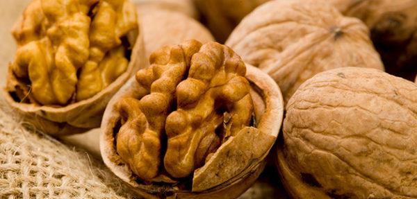 Важно правильно выбирать орехи