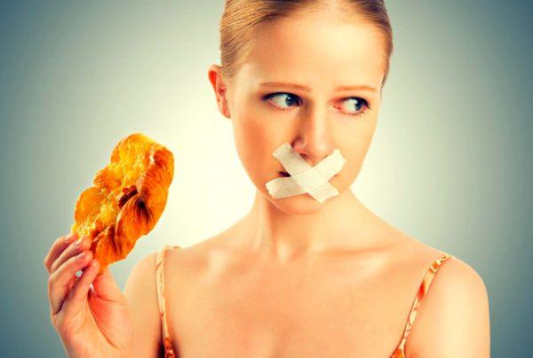 Эстрадиол может быть понижен при отказе от пищи