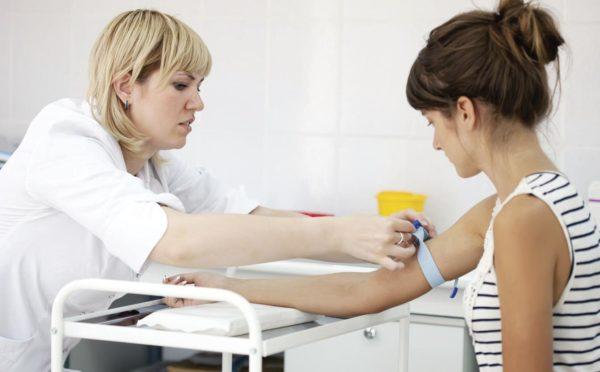 Анализ крови на лептин