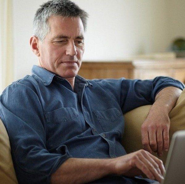 Мужчины в возрасте старше 45 лет более подвержены риску развития рака простаты