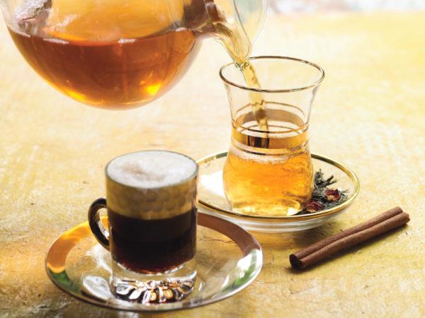 Чай и кофе не способствуют повышению тестостерона