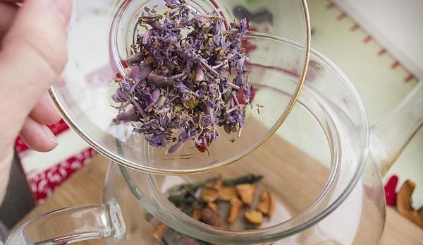 Копорский чай обладает мочегонным действием