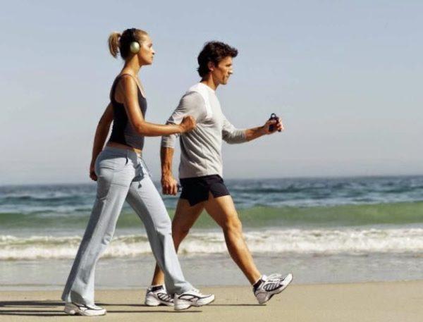 Не стоит забывать о пользе пеших прогулок