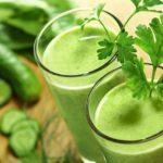 Сок зелени