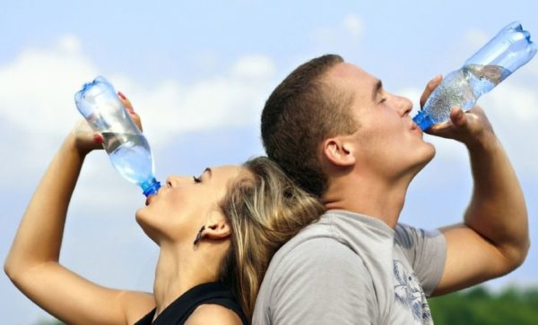 Важно следить и за объемом потребляемой жидкости