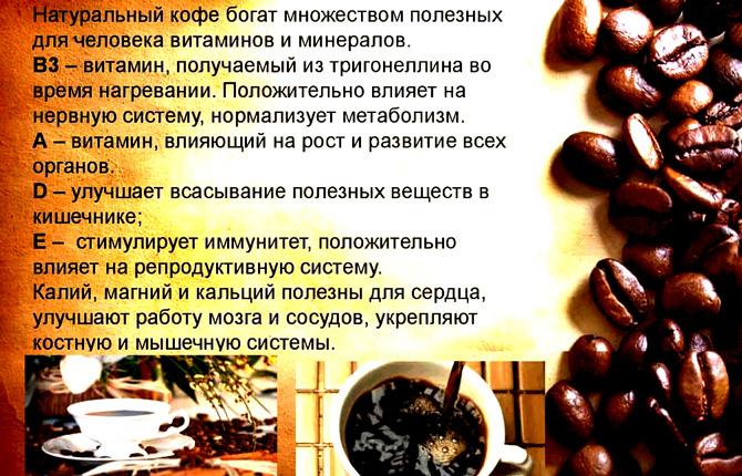 Кофе для человека